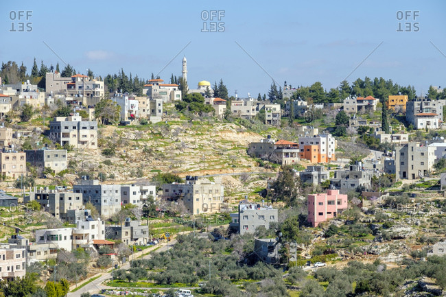 Palestinian village of Beit Rima, Ramallah and al-Bireh, West Bank, Palestine