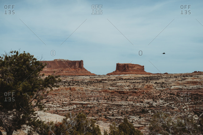 Merrimac Butte, Canyonlands National Park
