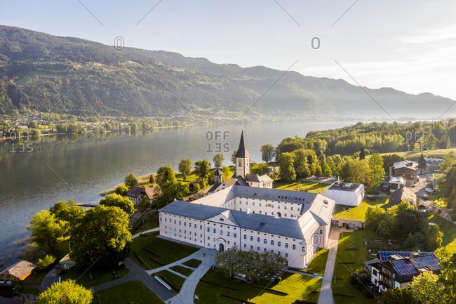 Austria- Carinthia- Oissach collegiate church