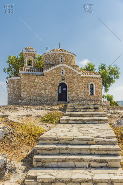 Church of Profitis Elias, Protaras, Paralimni,Cyprus