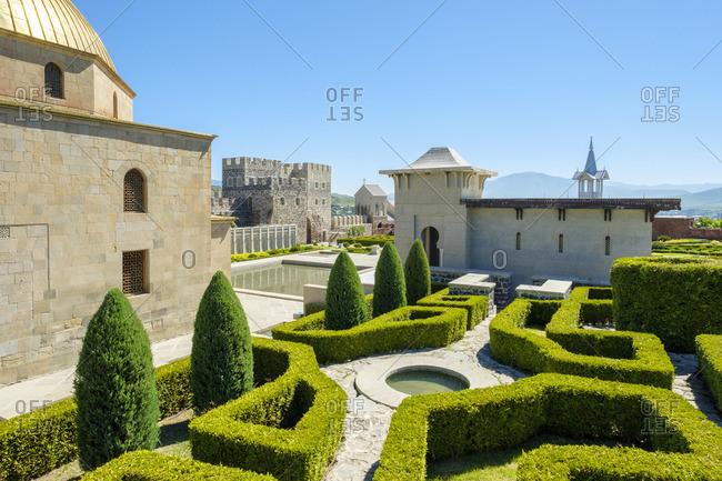 Rabati Castle, Akhaltsikhe, Samtskhe-Javakheti region, Georgia.