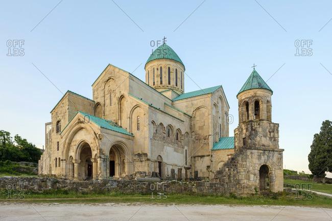 Bagrati Cathedral, Kutaisi, Imereti region, Georgia.