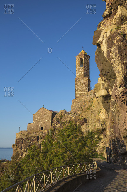 Italy, Sardinia, Sassari Province, Castelsardo, Cathedral of St. AnthonyCathedral of Saint Antonio Abate