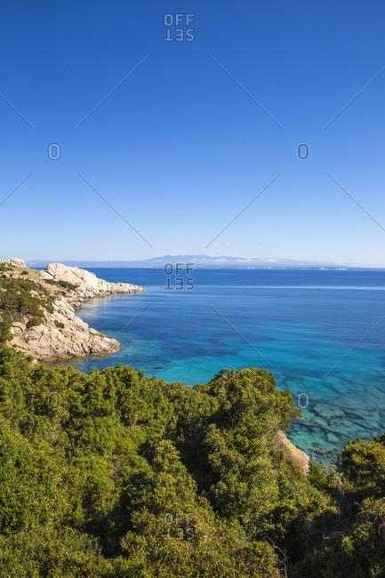 Italy, Sardinia, Santa Teresa Gallura, Capo Testa, Cala Spinosa