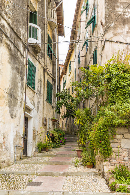 Ventimiglia, Italian Riviera, Liguria, Italy