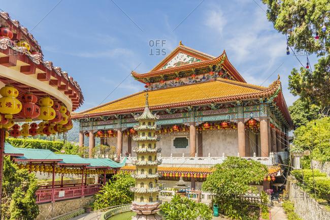 Kek Lok Si Temple,Penang, Penang Island, Malaysia, South East Asia, Asia