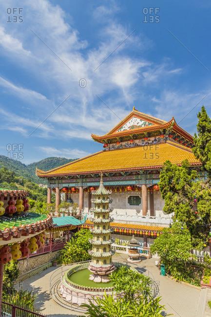 March 8, 2019: Kek Lok Si Temple,Penang, Penang Island, Malaysia, South East Asia, Asia