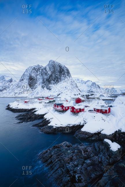 Fisherman's houses in Norway, Nordland