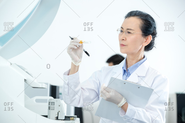Medical experts to do research and analysis