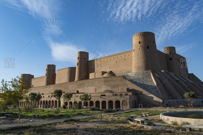 The citadel of Herat, Afghanistan, Asia