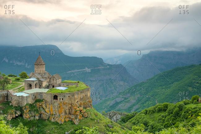 Tatev Monastery complex, Tatev, Syunik Province, Armenia