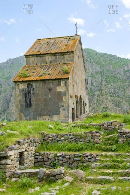 Zorats Church, Yehegis, Vayots Dzor Province, Armenia