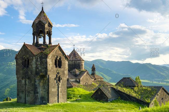 Haghpat Monastery complex, UNESCO World Heritage Site, Haghpat, Lori Province, Armenia