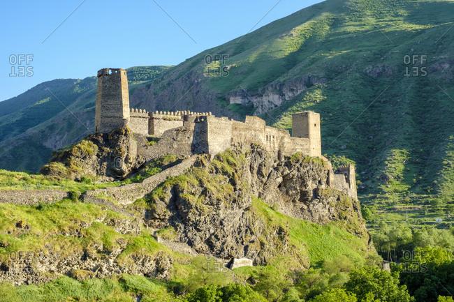 Khertvisi fortress, Khertvisi, Samtskhe-Javakheti region, Georgia