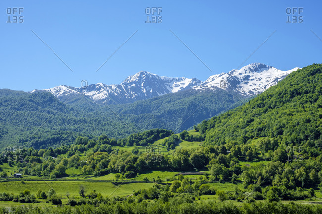Akhalsheni, Racha-Lechkhumi and Kvemo Svaneti region, Georgia