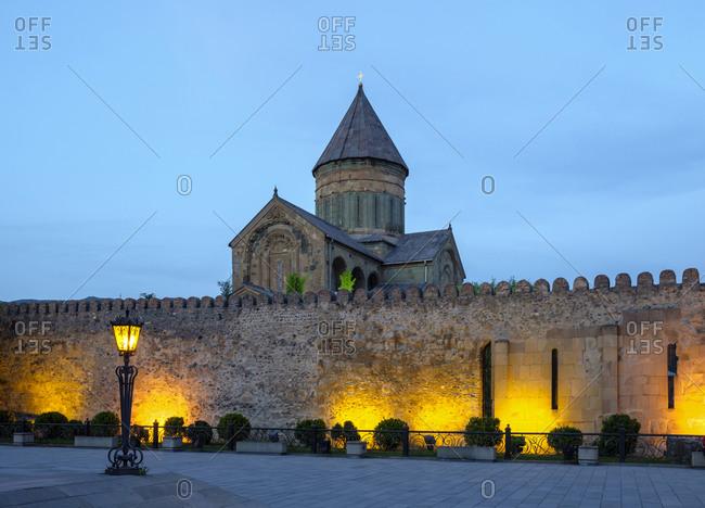 Svetitskhoveli Cathedral, Mtskheta, Mtskheta-Mtianeti, Georgia