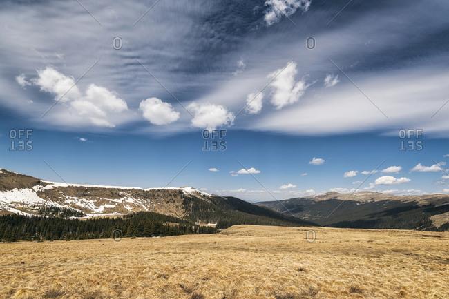 Cloud Landscape in the Pecos Wilderness