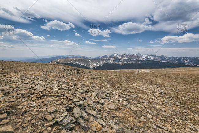 Alpine Landscape, Pecos Wilderness New Mexico