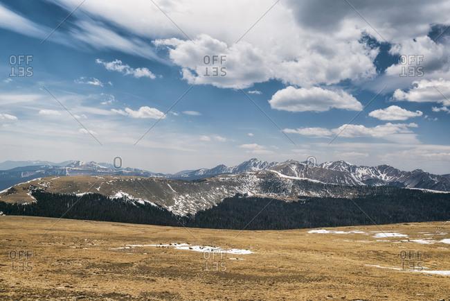 Alpine Landscape in the Pecos Wilderness