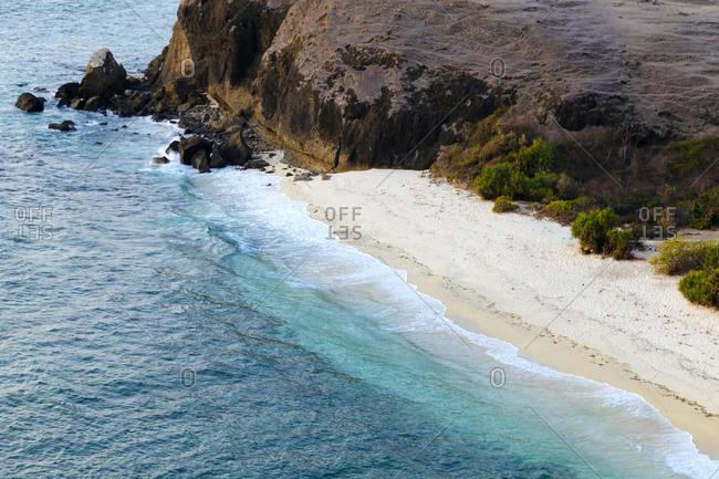 Ocean landscape, Lombok island, Indonesia