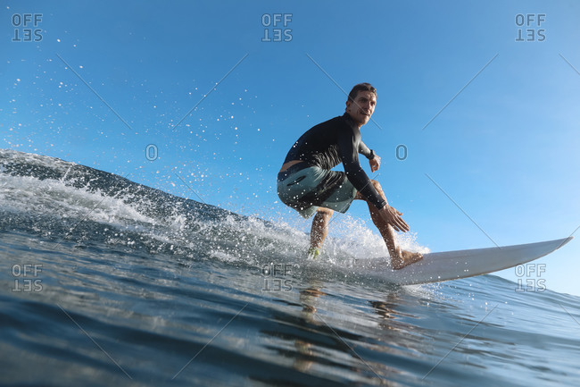 Surfer- Bali- Indonesia