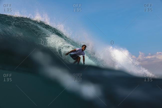 Surfer- Bali-Indonesia