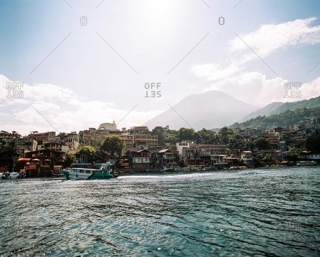 San Pedro La Laguna, Guatemala, Guatemala - March 3, 2020: