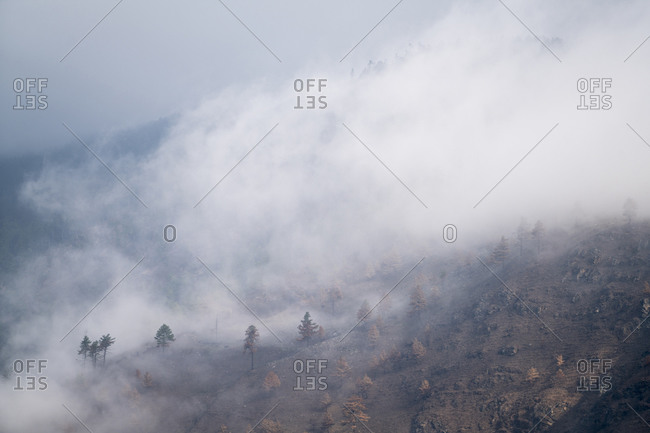 Exploratory heli ski trip, Bhutan
