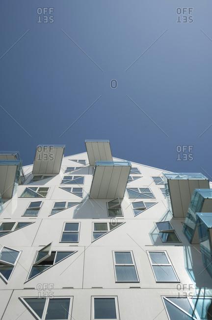 January 1, 2007: Residential building Isbjerget- Aarhus- Denmark