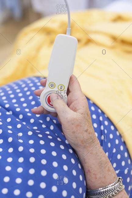 Nurse call button - Offset Collection