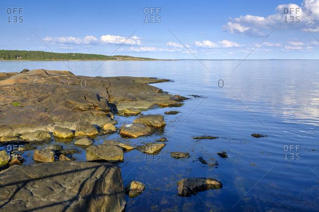 Coastal path Prins Bertils Stig- Tylosand- Halland- Sweden