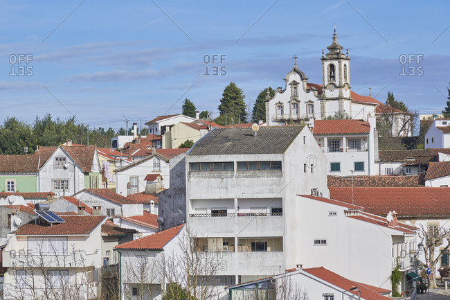 Arganil Village, Serra da Estrela, Portugal