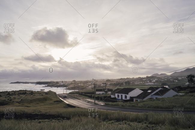 Landscape on Sao Miguel Island- Azores- Portugal