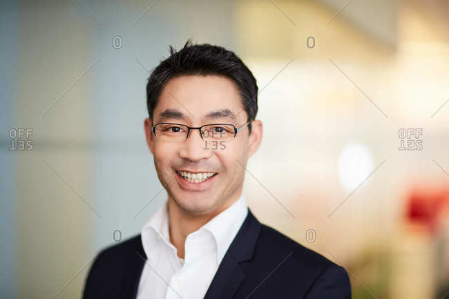 New York, USA - March 7, 2018: Portrait of Philipp Roesler, CEO of Hainan Cihang Foundation