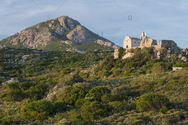 Notre Dame de la Serra, Calvi, Corsica, France