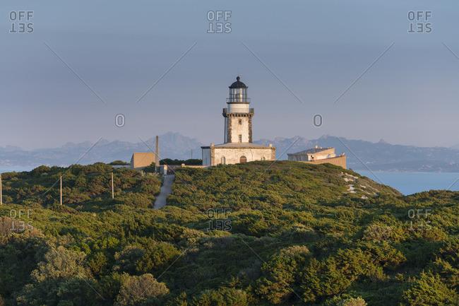 Phare de Pertusato, Bonifacio, Corse du Sud, Corsica, France