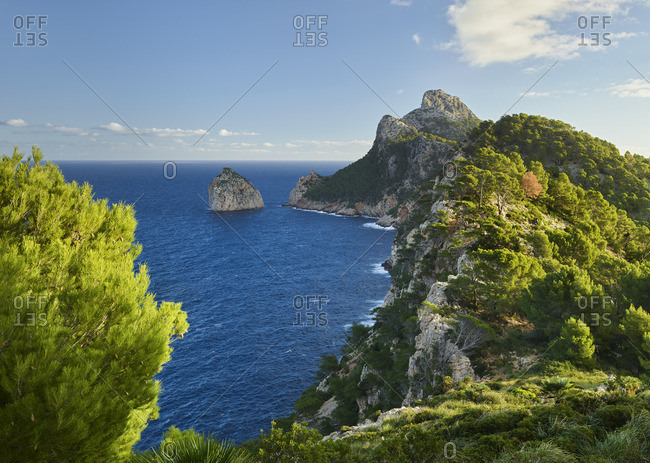 Cap Formentor, Mallorca, Balearic Islands, Spain