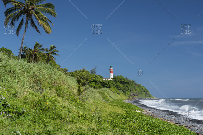 Phare de Bel Air, Lighthouse, Reunion, France