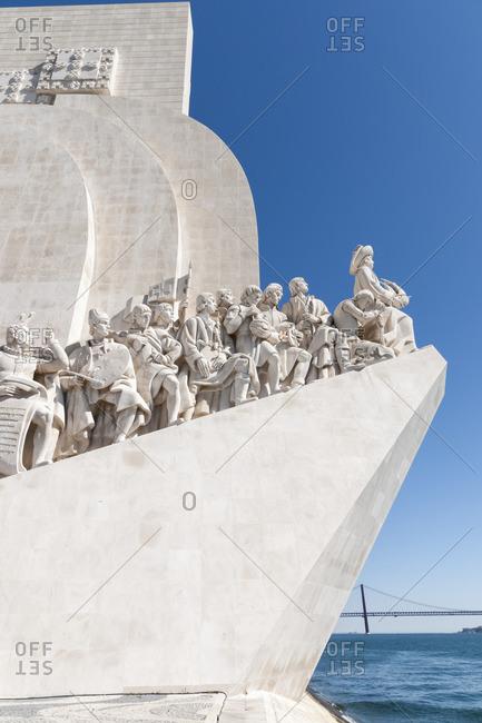 Discoverer Monument at the Tagus, Padrao dos Descobrimentos
