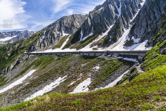 Gallery Passstrasse Gotthardpass, Canton Ticino, Switzerland