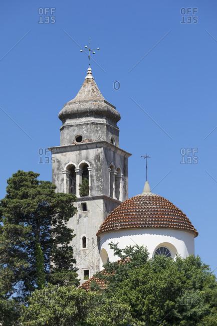 Church of Our Lady of the Angels, Veli Losinj, Losinj Island, Kvarner Bay, Croatia