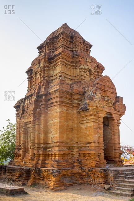 Thap Po Sah Inu temple, Cham tower ruins, Phan Thiet, Vietnam