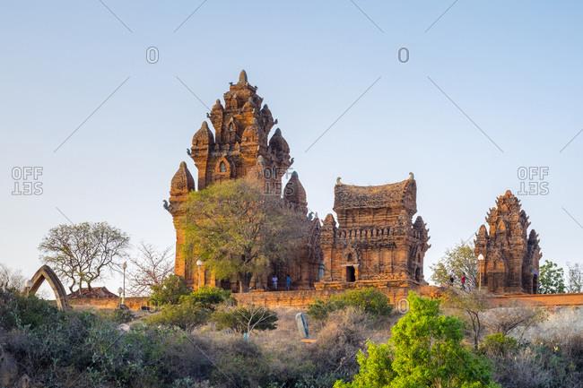 Po Klong Garai temple, Phan Rang-Thap Cham, Vietnam