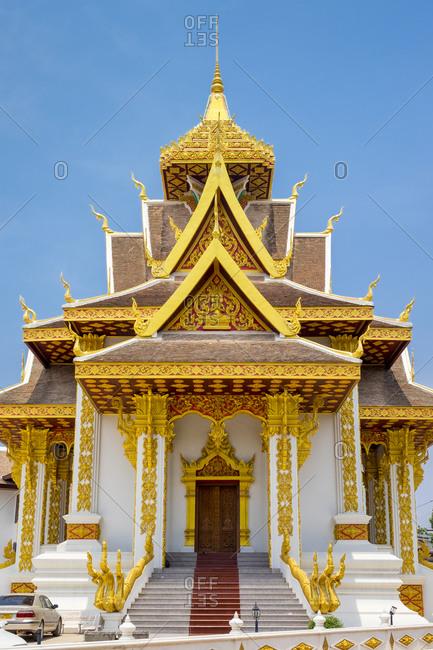 Vientiane City Pillar Shrine, Vientiane, Laos