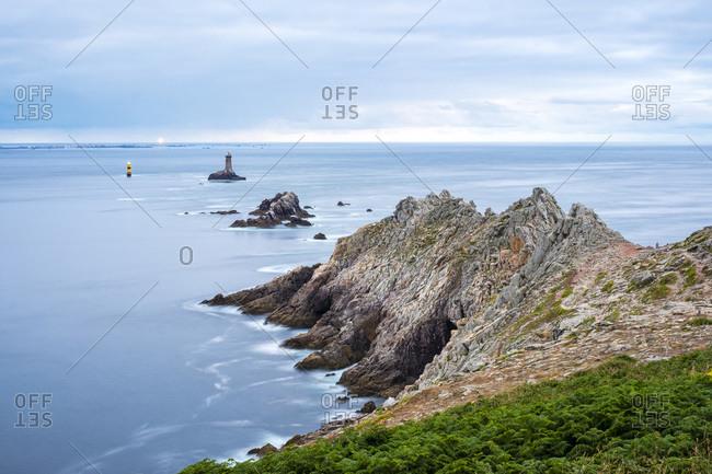 Pointe du Raz, Plogoff, Brittany, France