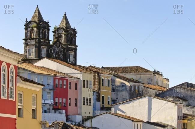 Pelourinho, Salvador da Bahia, Bahia, Brazil, South America