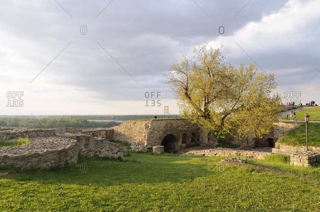 Belgrade fortress, Serbia, Eastern Europe