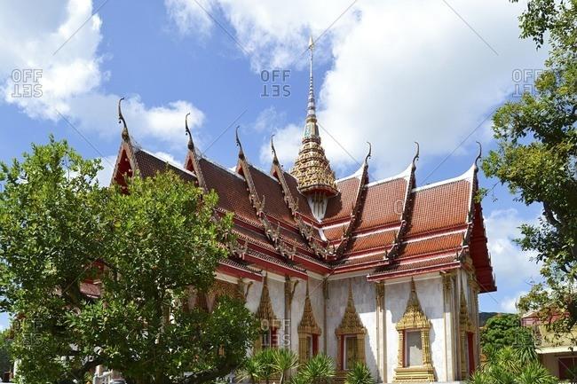 Temples, Phuket Island, Southern Thailand, Southeast Asia