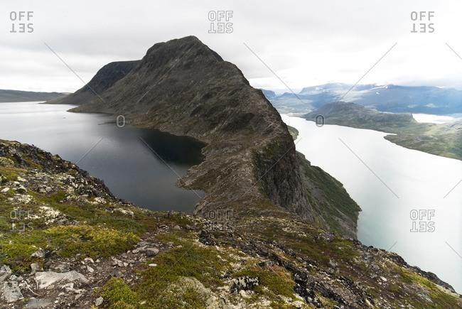 Besseggen ridge, Jotunheimen National Park, Norway