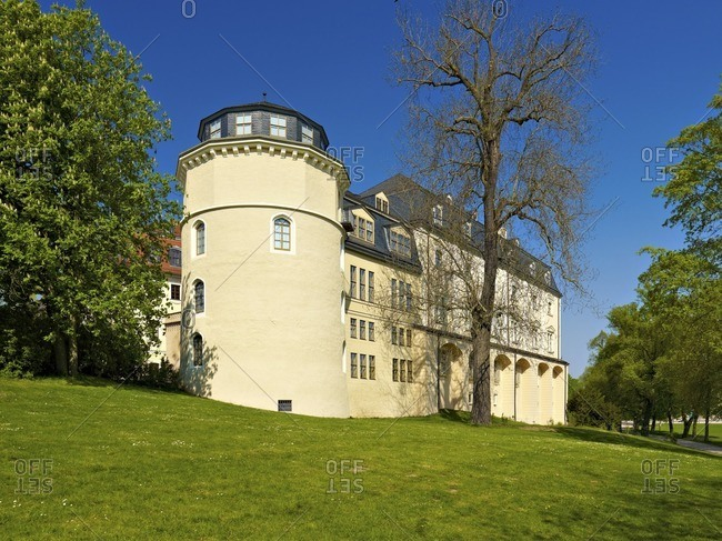 Anna Amalia Library, Weimar, Thuringia, Germany